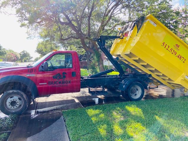 Dumpster Rental in Austin TX